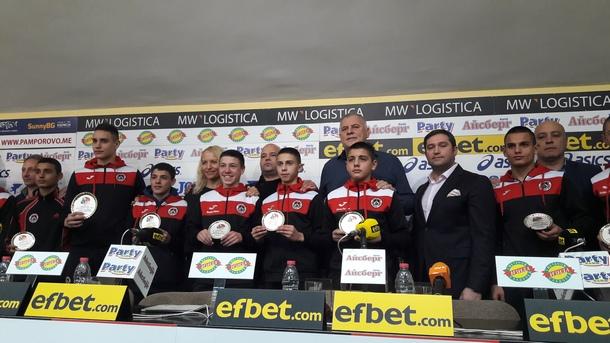"""Боксов клуб """"Локомотив"""" (София) отчете много успешна година, като оценката"""