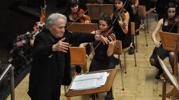 Концерт на Младежка филхармония София, юни 2012 г.