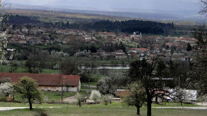 Село Ъглен