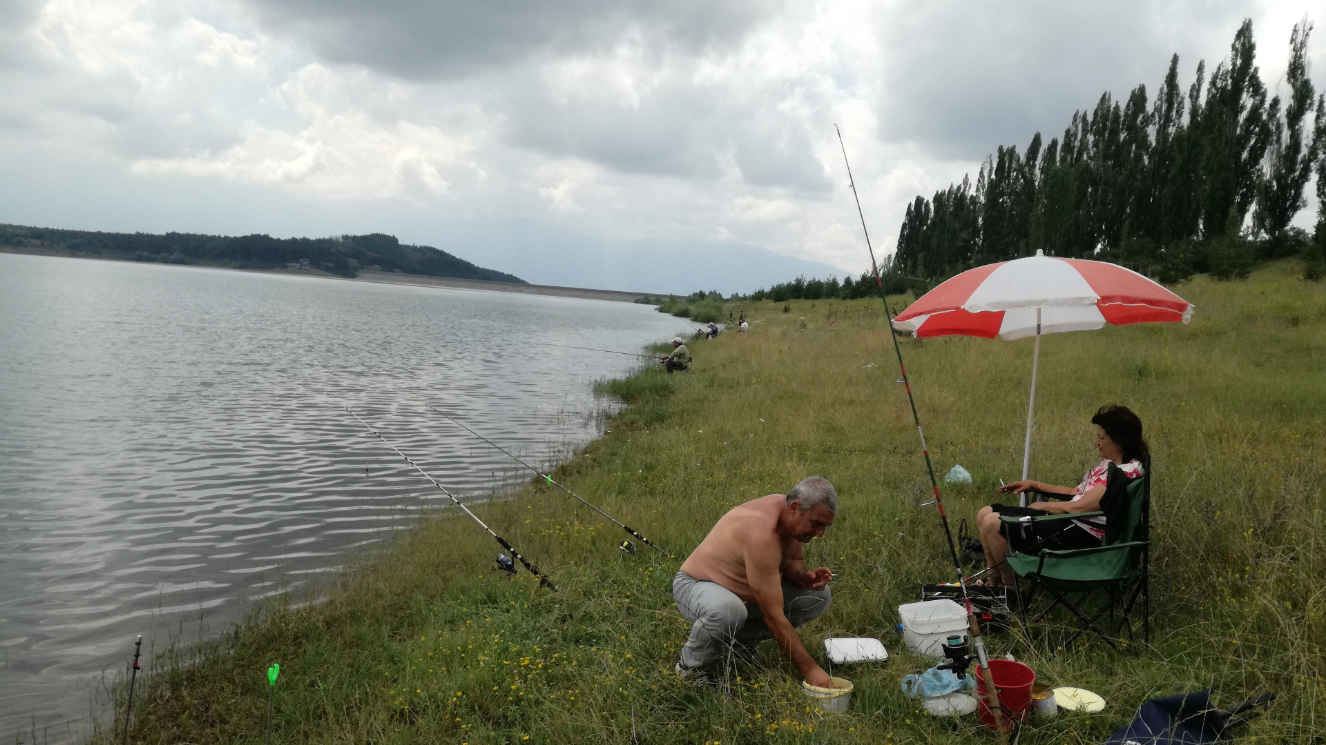 Над 5 000 са регистрираните рибари в Кюстендилския регион. Повечето