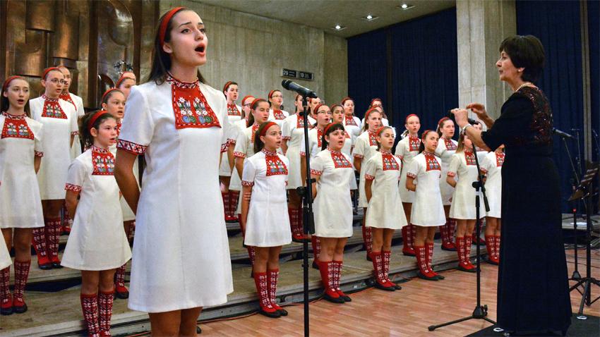 Детският хор на Българското национално радио ще представи своето музикално