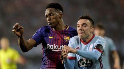 """""""Барселона"""" завърши 2:2 при гостуването си на """"Селта"""""""