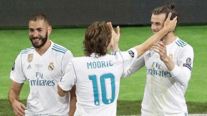 Реал без Рамос и Бейл срещу Севиля