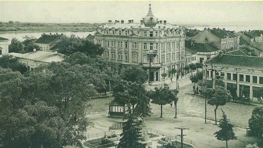 Една от сградите във Видин, дарени от Тома Лозанов.