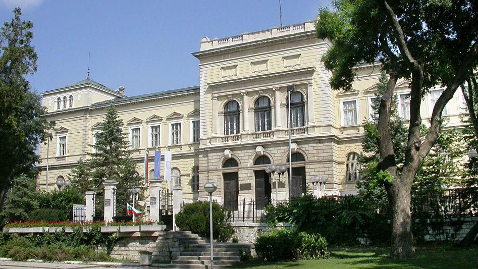 Археологически музей-Варна