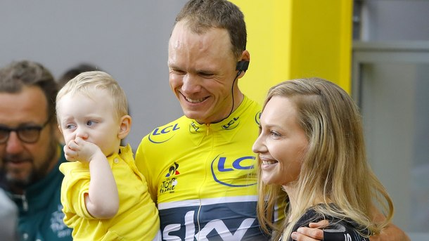 """Фрум взе четвърта титла на """"Тур дьо Франс"""""""