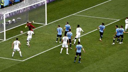Варан бележи първия гол в срещата