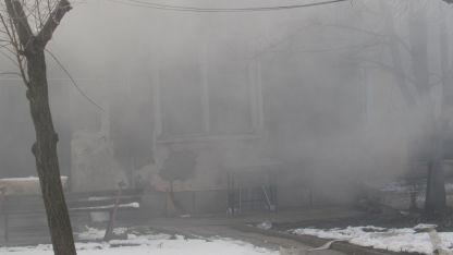 Последното премеждие на фамилията се случи в края на януари, когато при пожар изгоря къщата, в която живееха под наем.