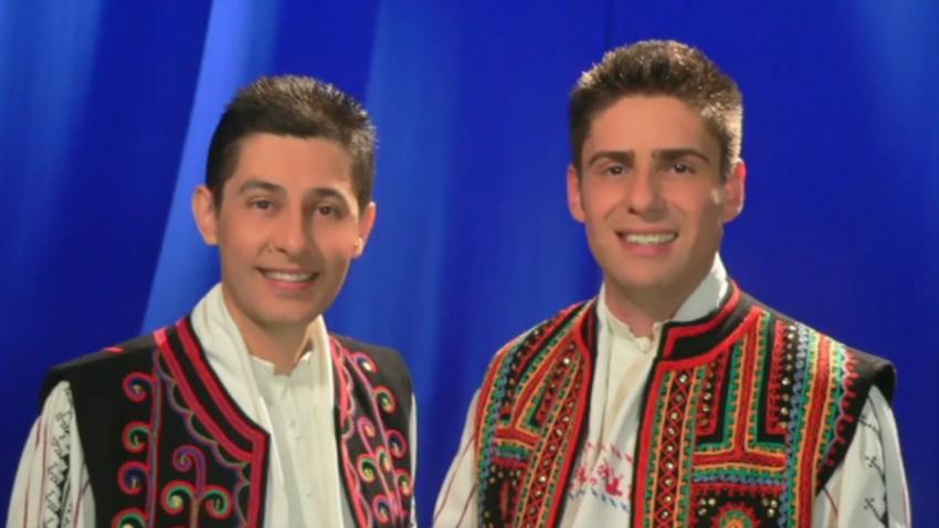 Даниел Спасов и Милен Иванов
