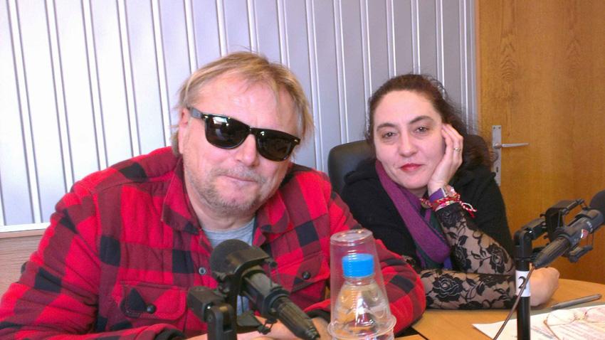 Румен Бояджиев и Димитрина Кюркчиева. Снимка: личен архив на Кристиян Бояджиев