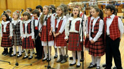 "Детска вокално-театрална формация ""Таласъмче""."