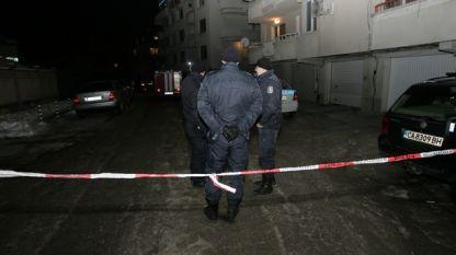 Случаят с убийството на Дамянов