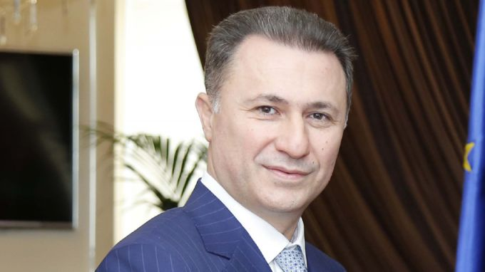 Присъдата на Груевски потвърдена