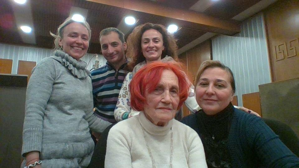 Калина Първанова,Даниела Найденова, Венета Найденова, Надя Колева Цветан Василев
