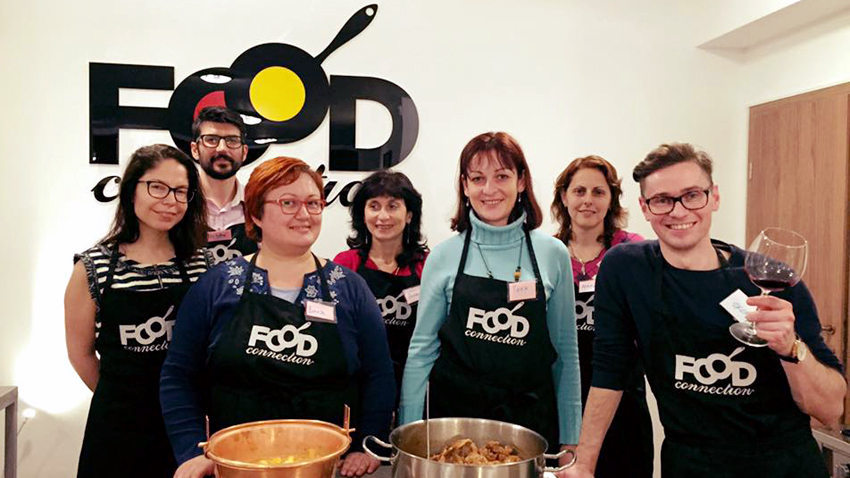 "Food Connection"": Nette Leute, feine Küche, gute Laune - Gesellschaft"