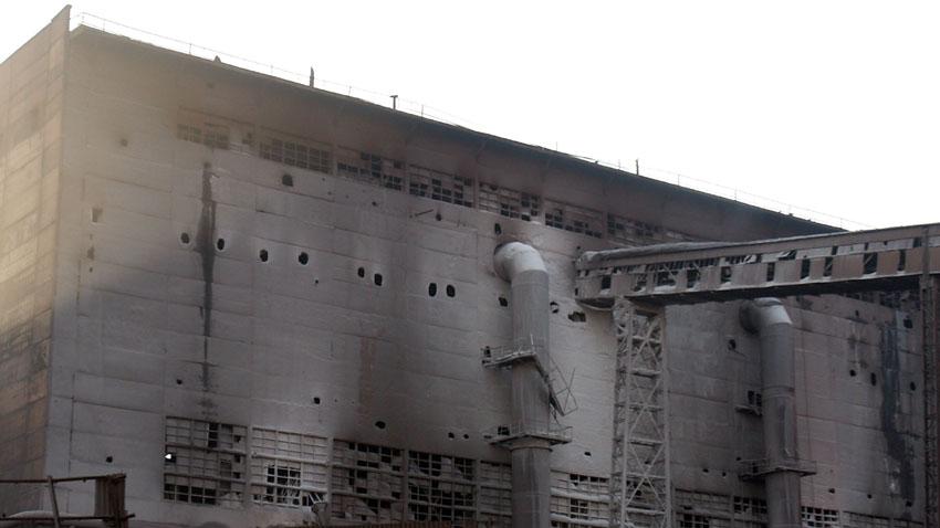 """Това остана от едно от многото безумия на социалистическото строителство – МК """"Кремиковци"""""""