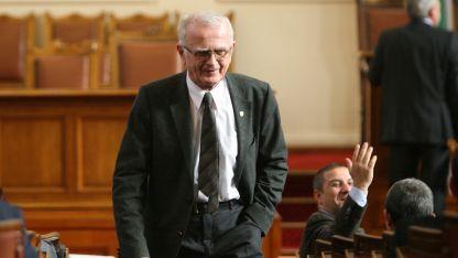 Проф. Станислав Станилов, бивш депутат от