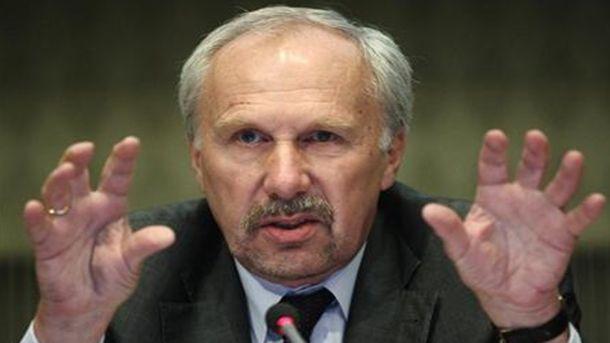Евалд Новотни, ЕЦБ