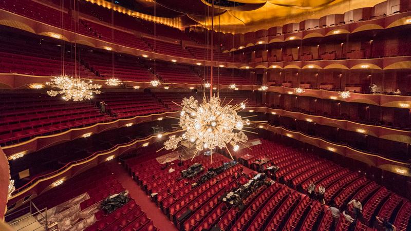 Резултат с изображение за Метрополитън опера