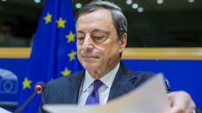 Марио Драги - гуверньорът на Европейската централна банка