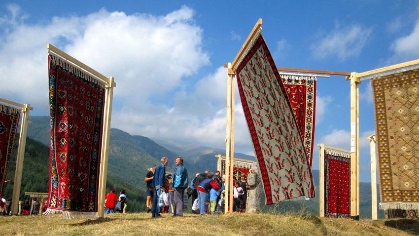 Festival tells beautiful story of Chiprovtsi carpets