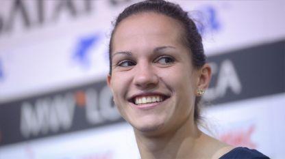Станимира Петгрова почива в първия кръг.
