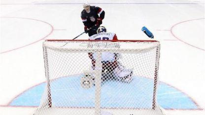 Ти Джей Оши вкара победната дузпа за успеха на САЩ над Русия с 3:2