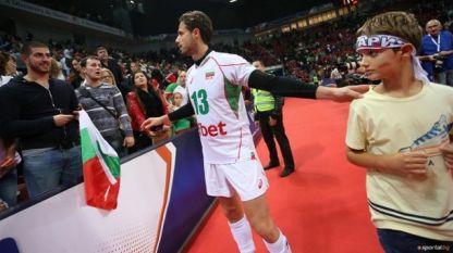 Теодор Салпаров се надява да се възстанови от контузията си до мача с Германия