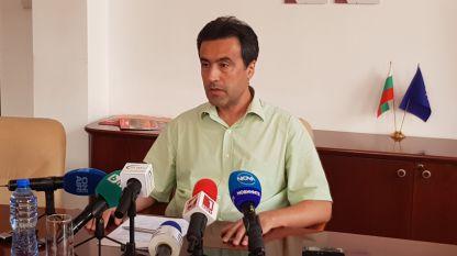 Филип Алексиев - финансов директор на БДЖ