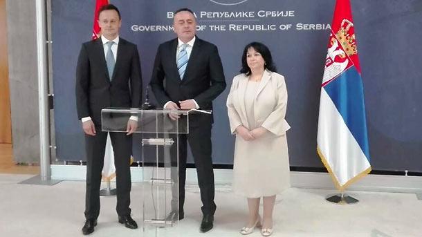 България, Сърбия и Унгария ще работят за гарантиране на енергийната