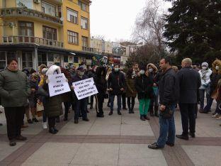 Протест срещу замърсяването на въздуха ще се проведе отново в събота