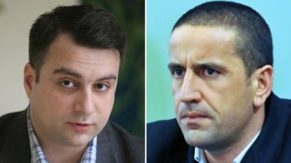 Οι Μπορίς Ποπιβανόφ και Γκεόργκι Χαριζάνοφ