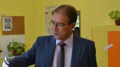 Д-р Емил Караиванов, кмет на Асеновград