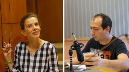 Линда Русева и Кирил Бояджиев