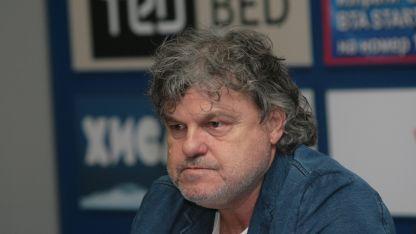 Йонко Иванов, председател на Съюза на преподавателите по авто-мото подготовка