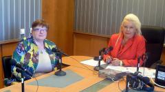 """Адвокат Анели Чобанова (вляво) и Анелия Торошанова в студиото на програма """"Христо Ботев"""""""