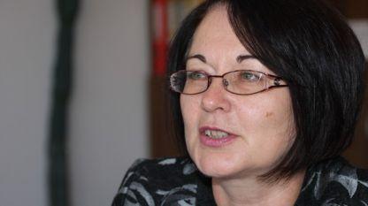 Донка Михайлова - кмет на Троян и зам.-председател на Националното сдружение на общините