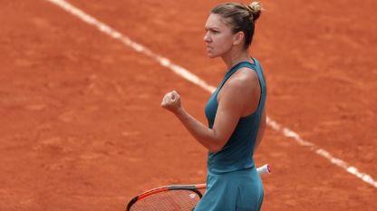 Симона Халеп закономерно е номинирана за най-добра тенисистка.