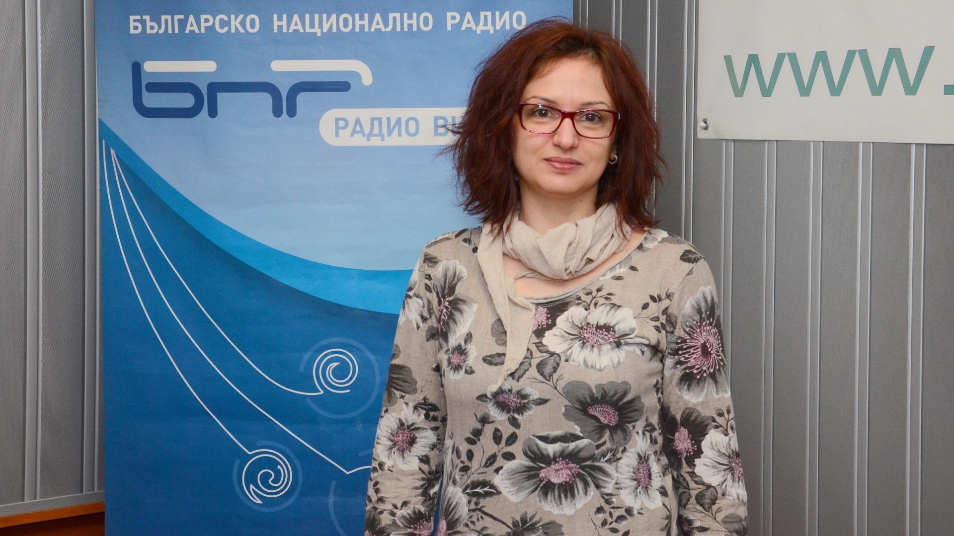 Д-р Ели Папавасилиу, невролог и заместник директор на МБАЛ