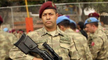 Сержант Йомер Халисдемир, който след смъртта си стана национален герой в Турция