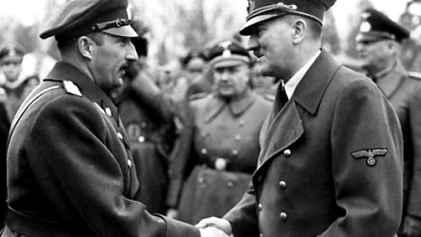 El zar Boris III y Adolf Hitler  Foto: wikipedia.org