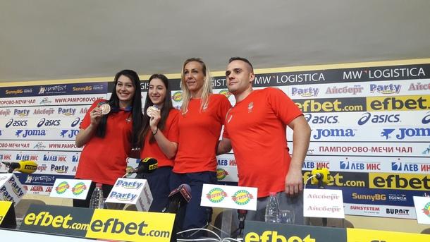 Волейболната националка Силвана Чаушева: Бяхме като едно голямо семейство