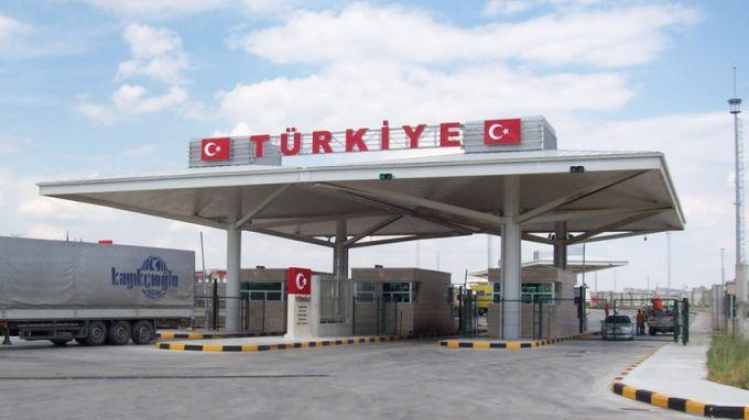 Турските власти на ГКПП