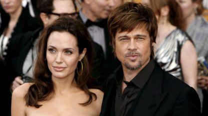 Анджелина Джоли подаде молба за развод с Брад Пит през 2016 г.