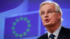 Мишел Барние - главният европейски преговарящ за Брекзит