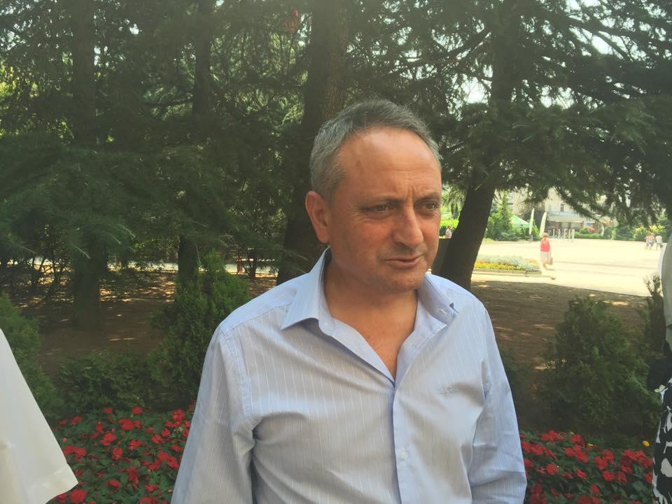 Стефан Манчоров