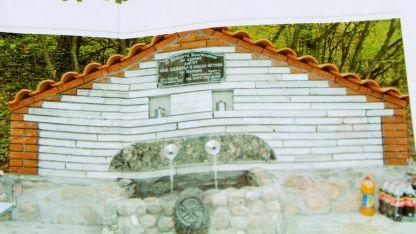 Проект за новата чешма в село Янково, община Смядово
