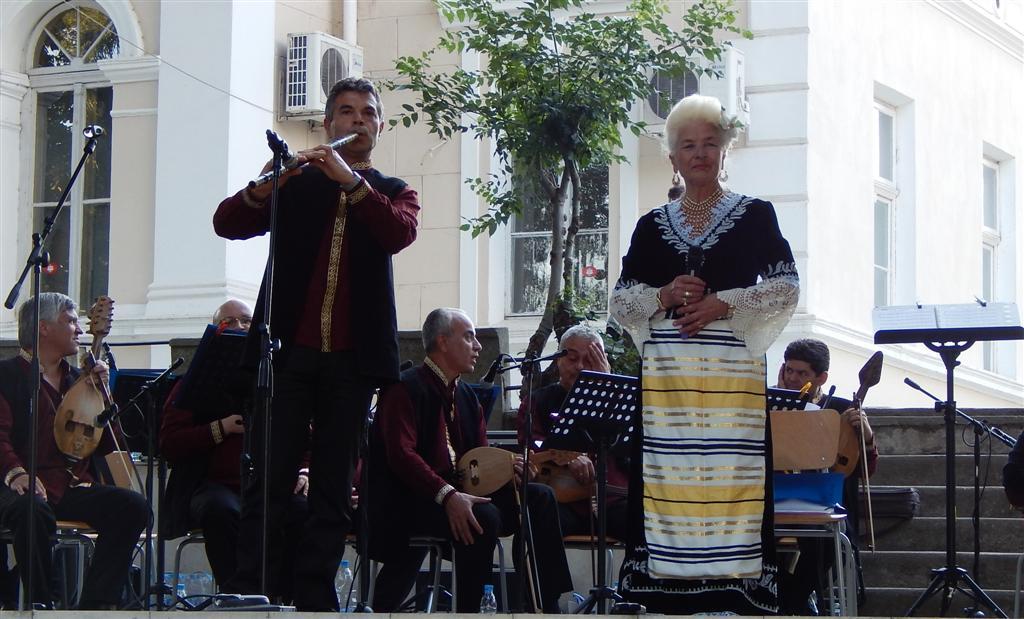 Видин, концерт на Оркестъра за народна музика на БНР- Заедно в радост и в беда