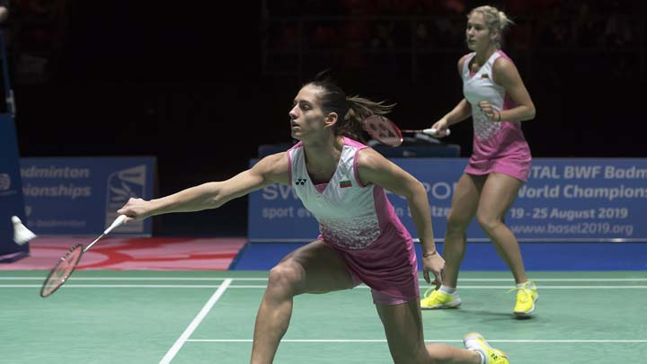 Стефани и Габриела Стоеви са на четвъртфинал