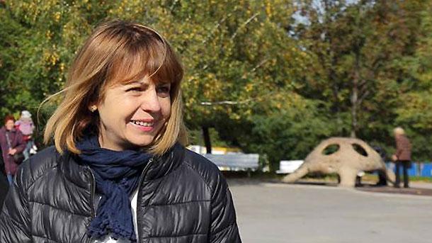 Йорданка Фандыкова - сити-менеджер, который вершит судьбами столицы